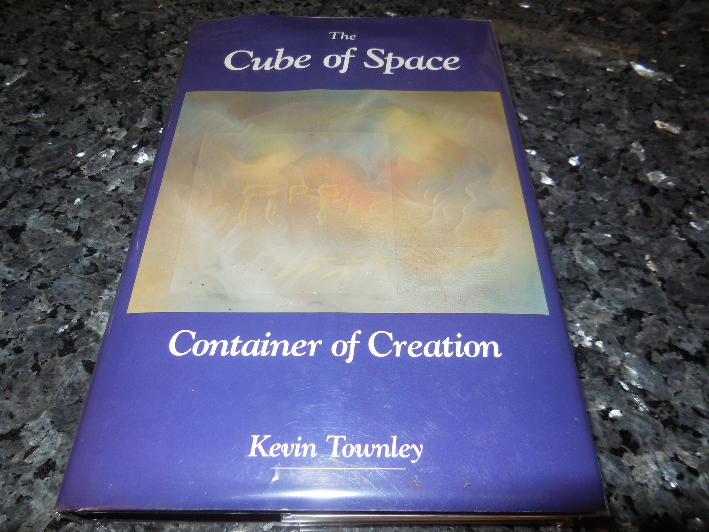Image for The Cube of Space: Container of Creation